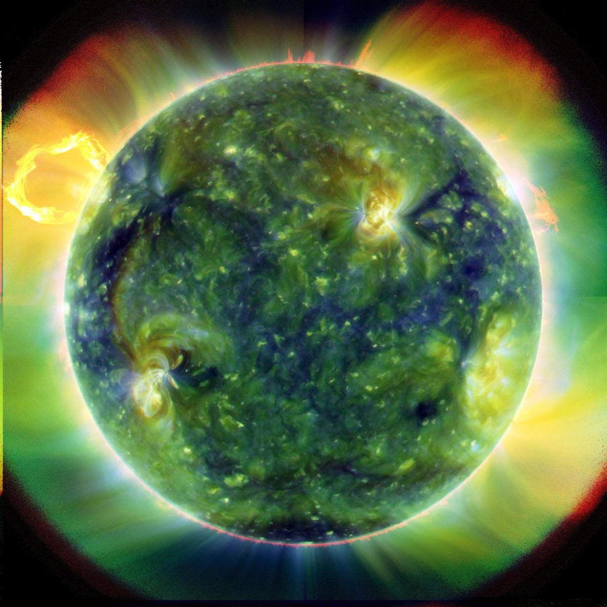 FEMA: 'The Threat Is Real' - Unpublished Internal Report Warns 4-10 Years Without Electricity After Major Solar Storm