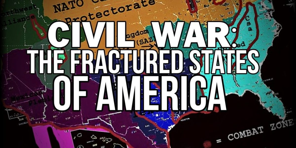 What Would A U.S. Civil War Look Like?