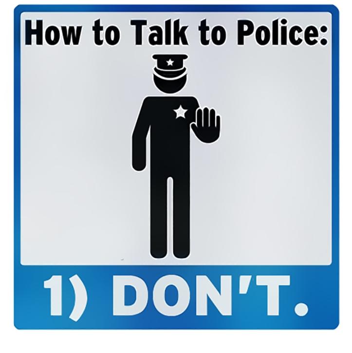 donttalktopolice
