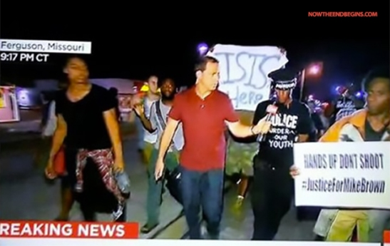 ISIS  made their presence known in Ferguson. What did Eric Holder know that we are just figuring out?  This report exlains how ISIS gains entry into the United States.