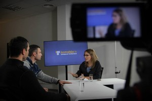 Hromadske TV was established just one day after Yanukovich abandoned agreement with the EU.