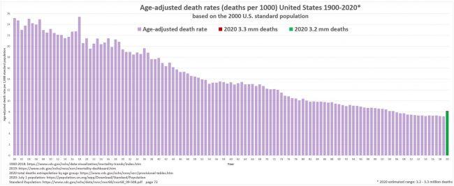 us-mortality-1900-2020-age-adjusted